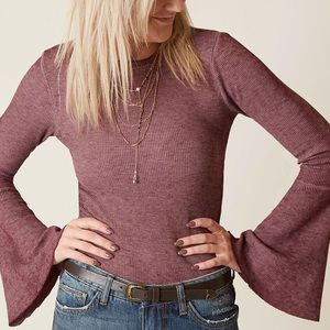 Willow & Root Burnout Thermal Top